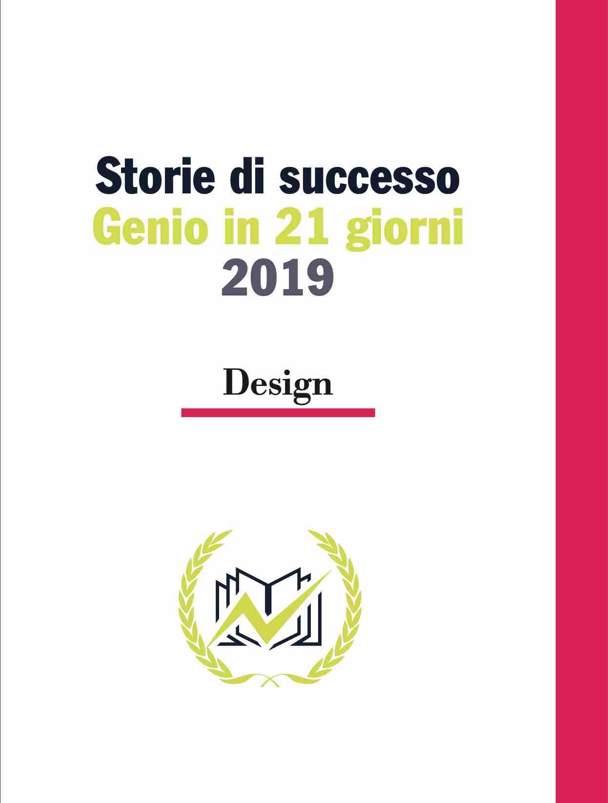 Testimonianze Genio in 21 Giorni Design